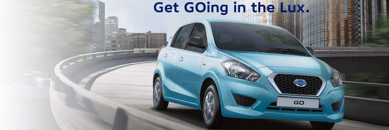 Get Go-ing in the Datsun Go Lux
